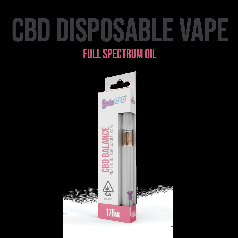 CBD Oil Vape