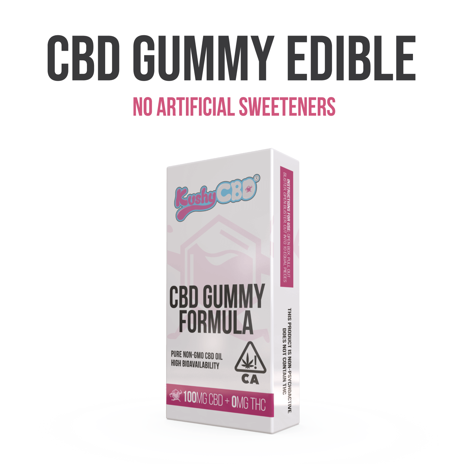 KushyCBD | Award-Winning CBD Gummies and More | KushyCBD